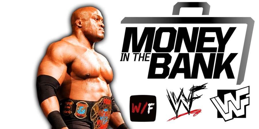 Bobby Lashley Money In The Bank 2021 WrestleFeed App