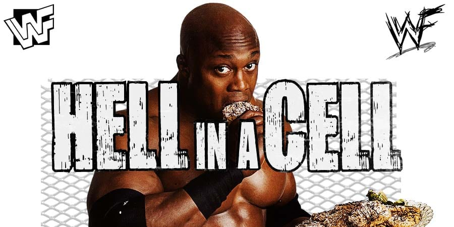 Bobby Lashley WWE Hell In A Cell 2021 Matches