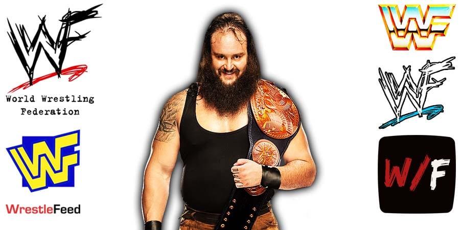 Braun Strowman Article Pic 11 WrestleFeed App