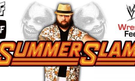 Bray Wyatt The Fiend SummerSlam 2021 WrestleFeed App