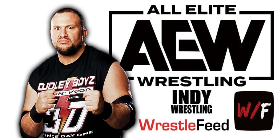 Bubba Ray Dudley Bully Ray AEW Article Pic 1 WrestleFeed App