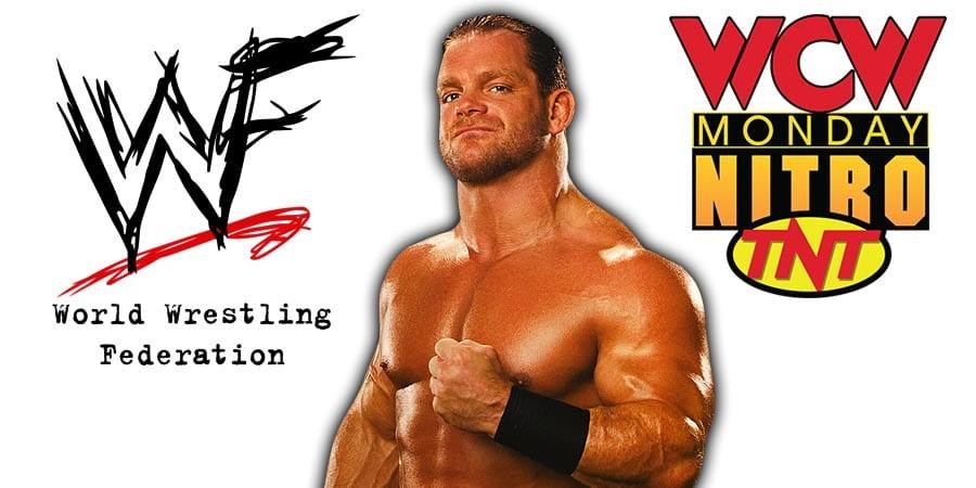 Chris Benoit WCW Nitro