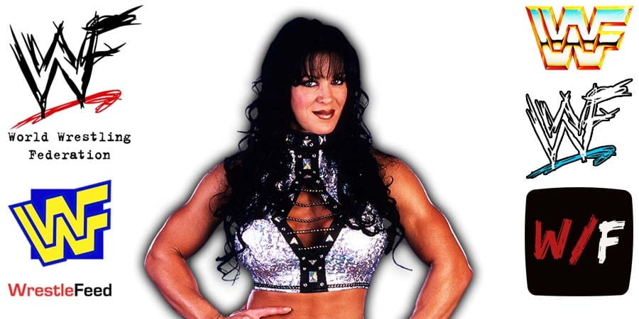Chyna WWF Article Pic 3 WrestleFeed App