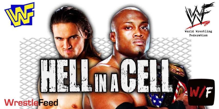 Drew McIntyre loses to Bobby Lashley Hell In A Cell 2021 WrestleFeed App