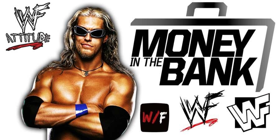Edge Money In The Bank 2021 WrestleFeed App