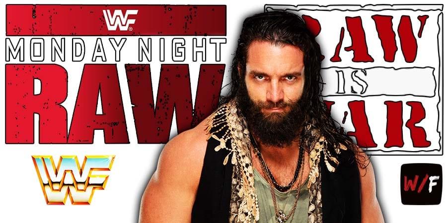 Elias RAW Article Pic 1 WrestleFeed App