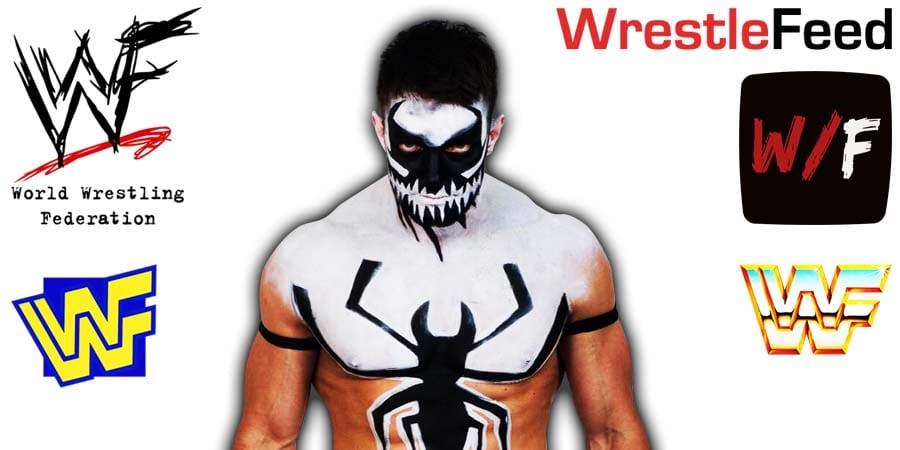 Finn Balor Demon King Article Pic 2 WrestleFeed App