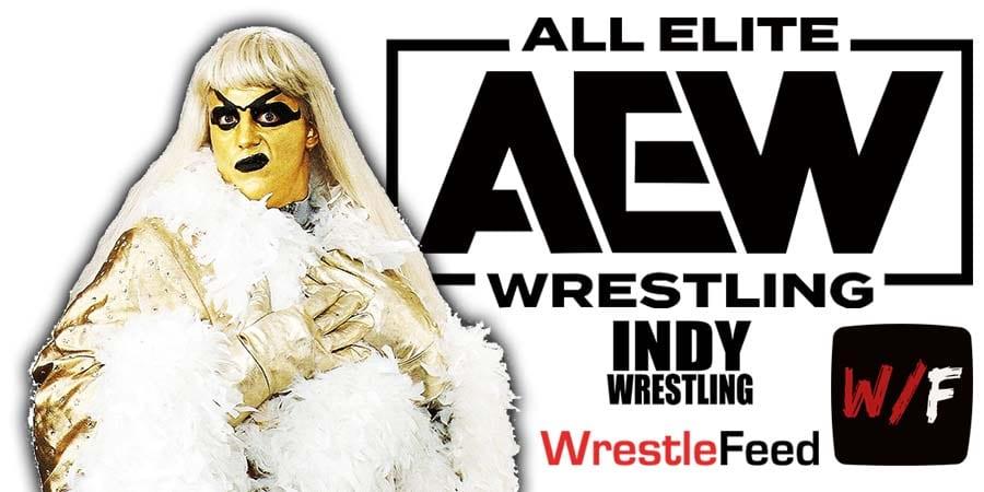 Goldust - Dustin Rhodes - Dustin Runnels AEW Article Pic 2 WrestleFeed App