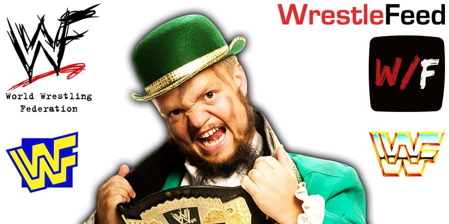 Hornswoggle WWE Cruiserweight Champion Article Pic 2 WrestleFeed App
