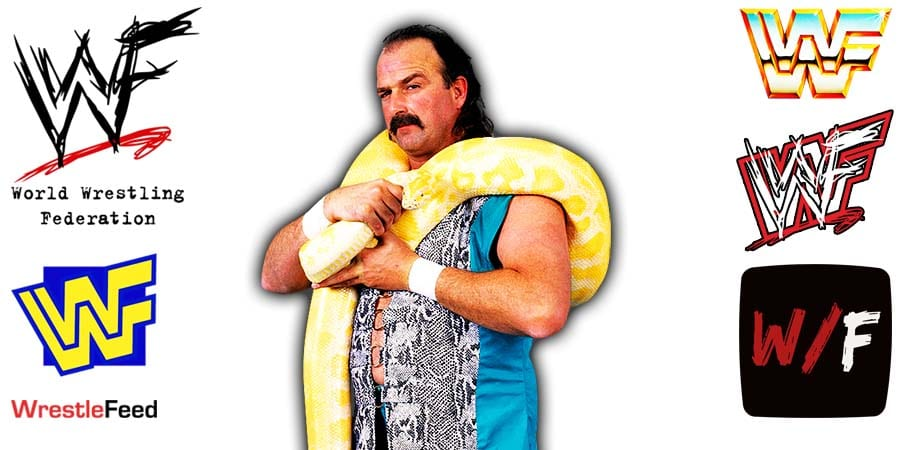 Jake The Snake Roberts Article Pic 3 WrestleFeed App