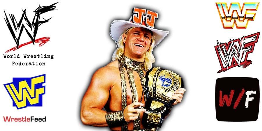 Jeff Jarrett - Double J Article Pic 3 WrestleFeed App
