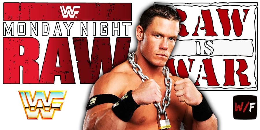 John Cena RAW Article Pic 1 WrestleFeed App