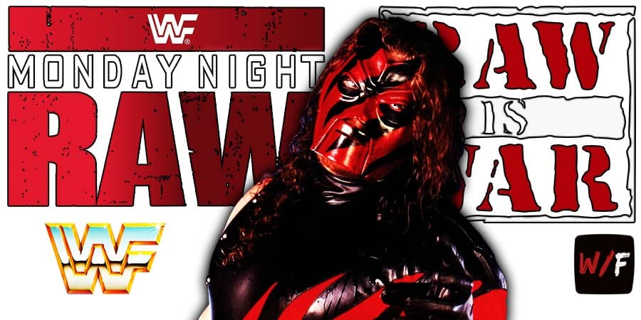 Kane RAW Article Pic 2 WrestleFeed App