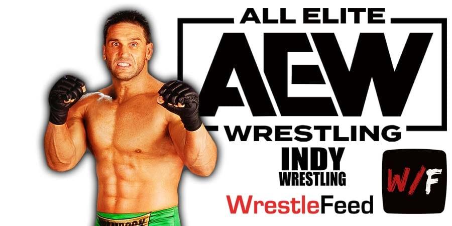 Ken Shamrock AEW Article Pic 1 WrestleFeed App