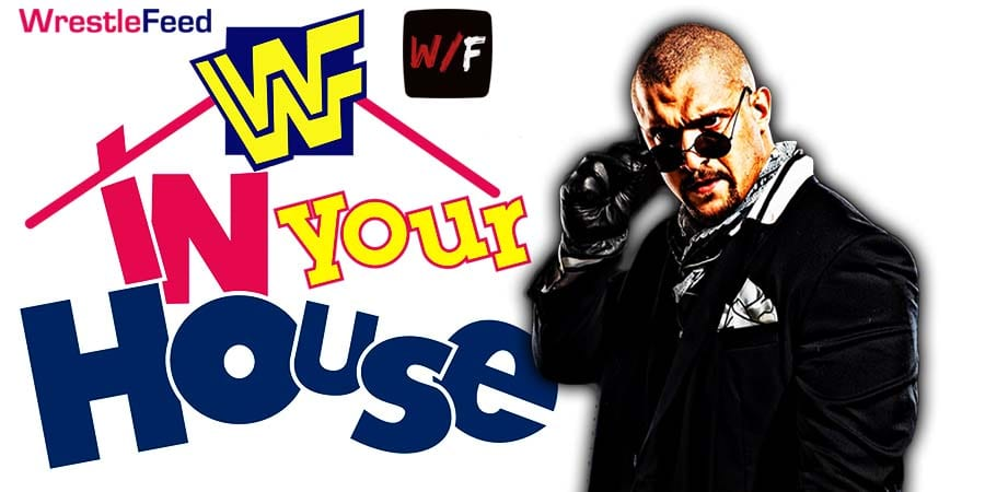 Killer Kross NXT TakeOver In Your House 2021 WrestleFeed App