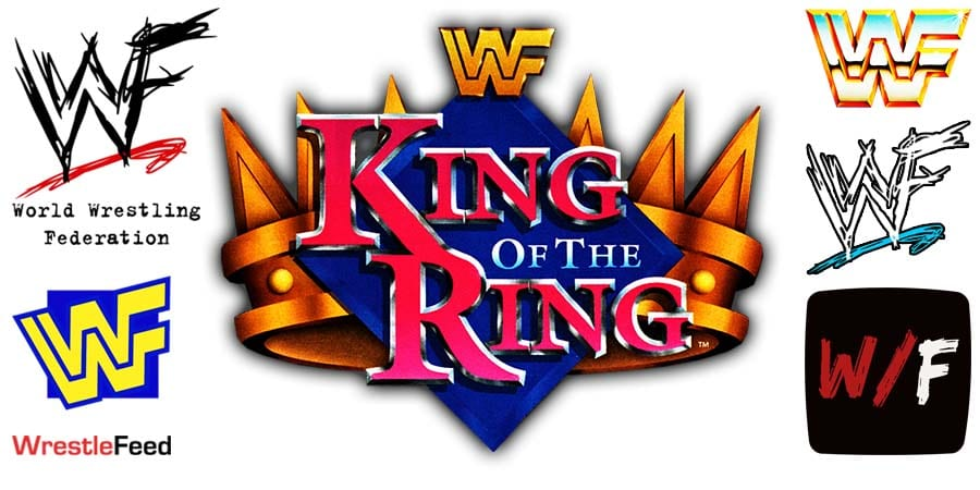 King Of The Ring Article Pic 1 WrestleFeed App