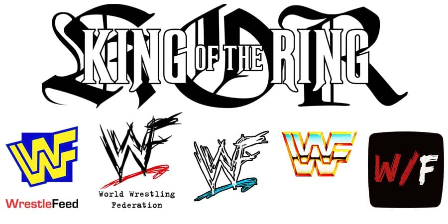King Of The Ring Article Pic 2 WrestleFeed App