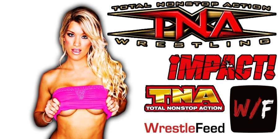 Lacey Von Erich TNA Impact Wrestling Article Pic 1 WrestleFeed App