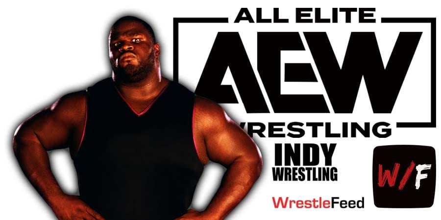 Mark Henry AEW Article Pic 3 WrestleFeed App