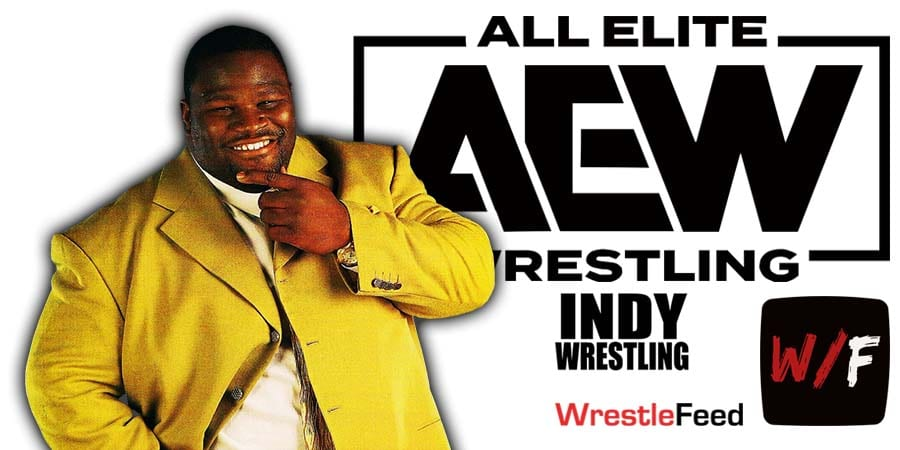 Mark Henry AEW Article Pic 4 WrestleFeed App