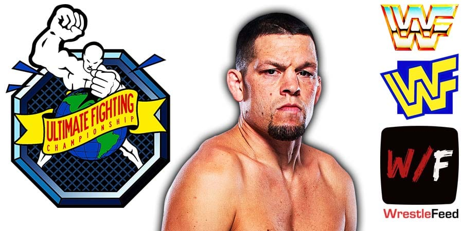 Nate Diaz UFC Article Pic 1 WrestleFeed App