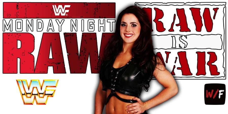 Nikki Cross RAW Article Pic 1 WrestleFeed App