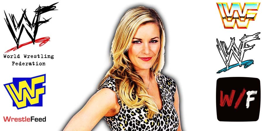 Renee Young 2013 Article Pic 7 WrestleFeed App