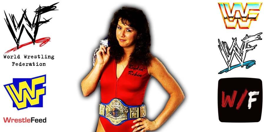 Rockin Robin WWF Women's Champion Article Pic 1 WrestleFeed App