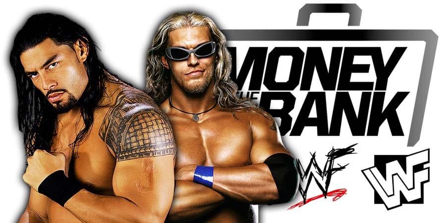 Roman Reigns vs Edge Money In The Bank 2021