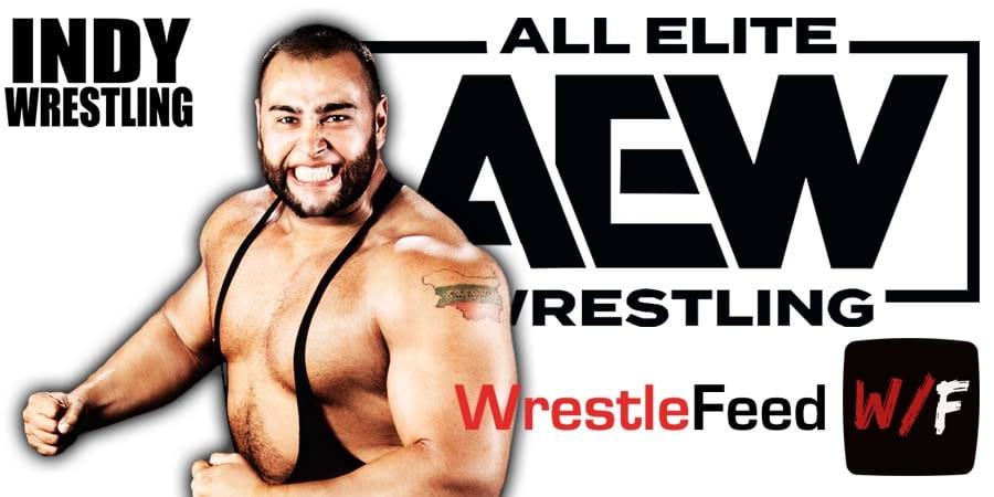Rusev Miro AEW Article Pic 8 WrestleFeed App