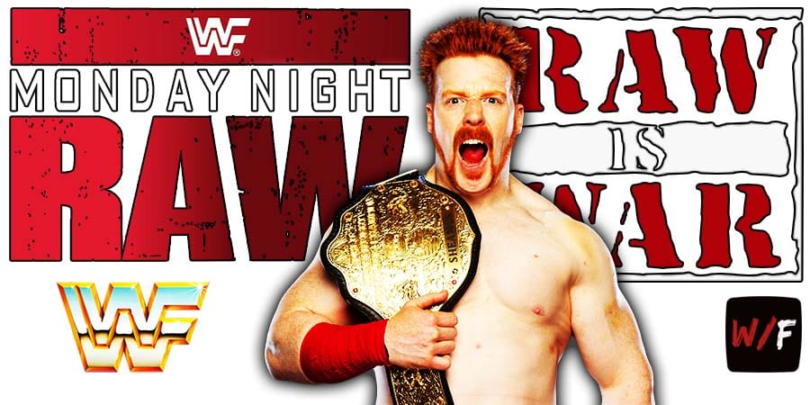 Sheamus RAW Article Pic 4 WrestleFeed App