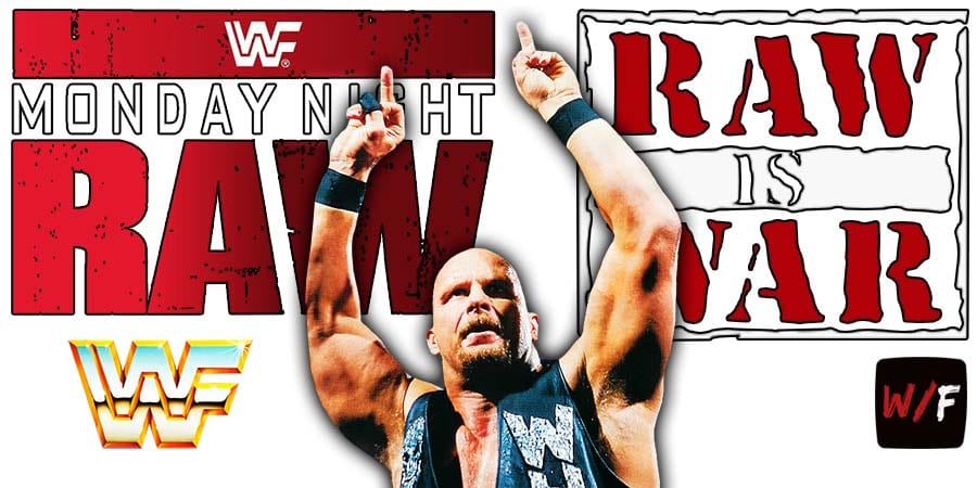 Stone Cold Steve Austin RAW Article Pic 1 WrestleFeed App