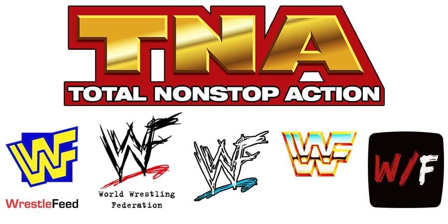 TNA Impact Wrestling Logo Article Pic 3 WrestleFeed App