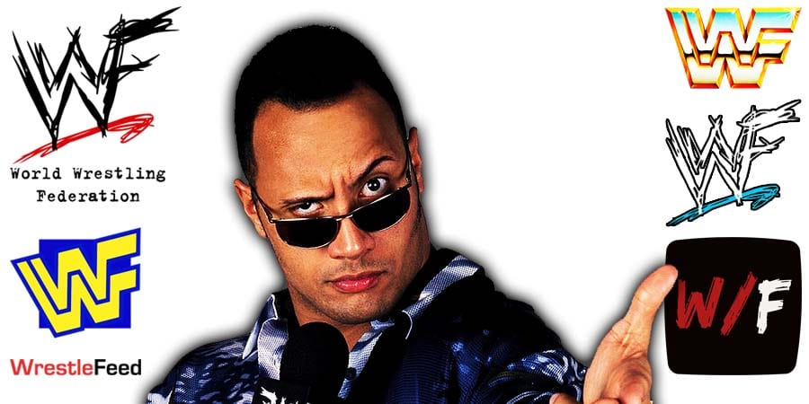 The Rock Article Pic 19 WrestleFeed App