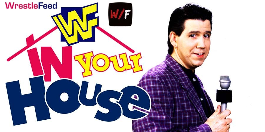Todd Pettengill WWF In Your House WrestleFeed App