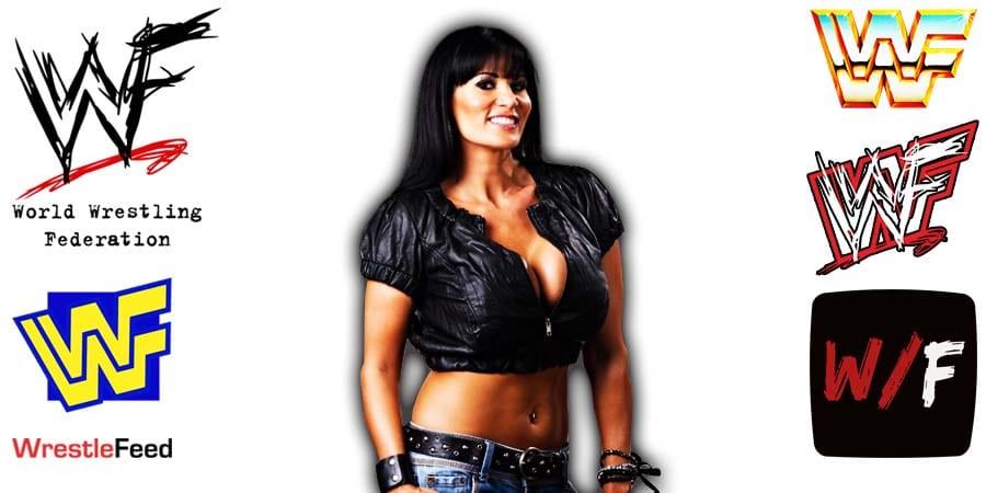 Traci Brooks Article Pic 1 WrestleFeed App