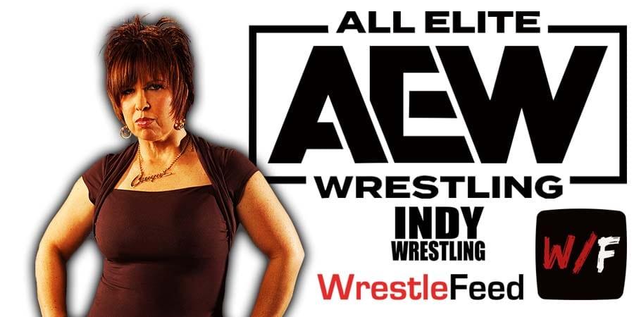 Vickie Guerrero AEW Article Pic 1 WrestleFeed App