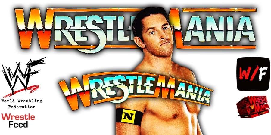Wade Barrett WrestleMania WrestleFeed App