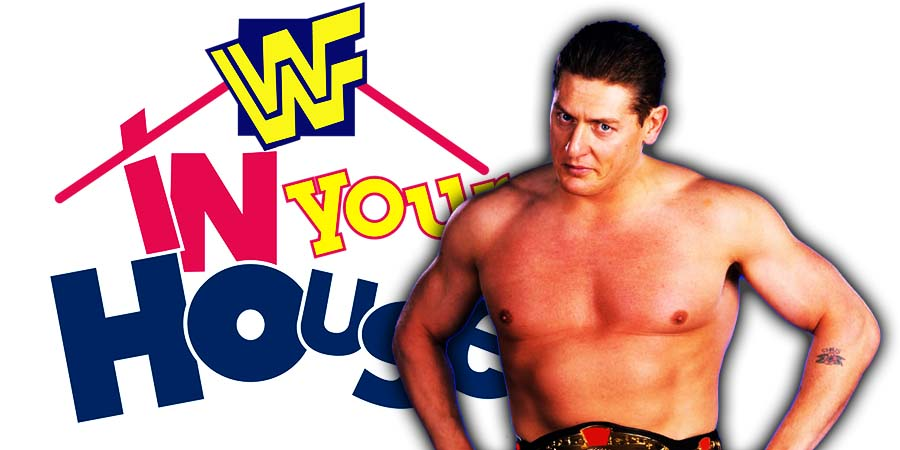 William Regal NXT TakeOver In Your House