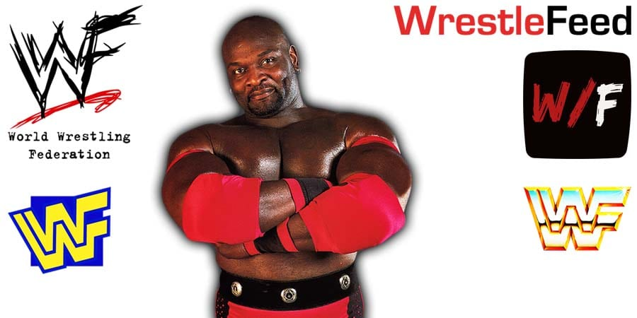 Ahmed Johnson Article Pic 4 WrestleFeed App