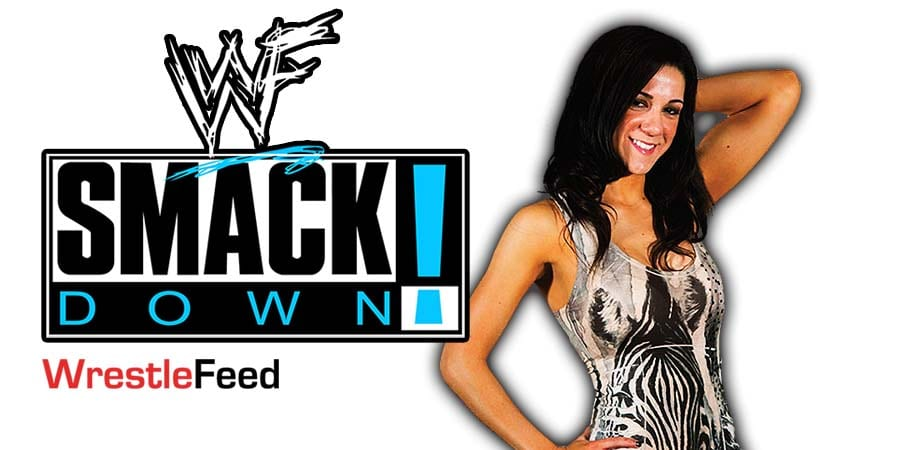 Bayley SmackDown Article Pic 1 WrestleFeed App