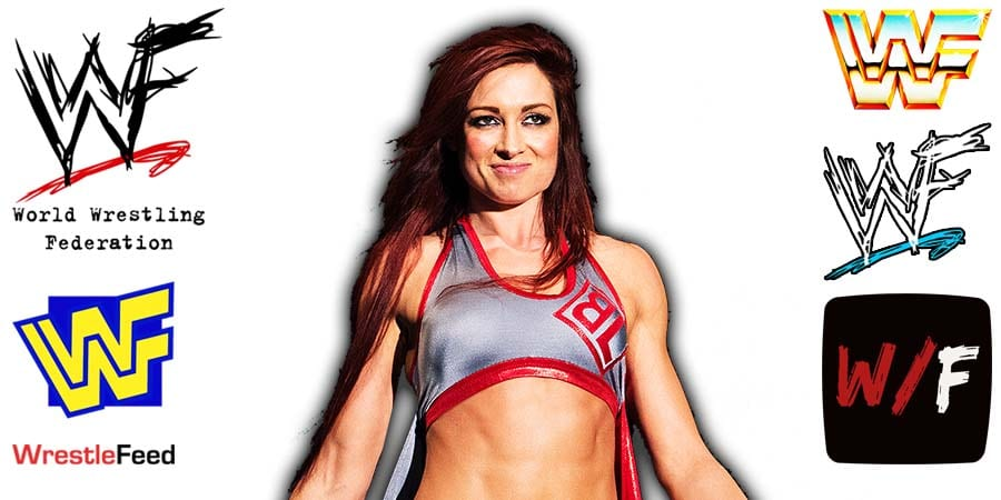 Becky Lynch 2015 Article Pic 5 WrestleFeed App