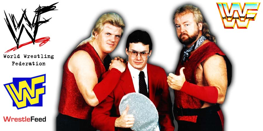 Bobby Eaton & Dennis Condrey & Jim Cornette - The Midnight Express Article Pic 1 WrestleFeed App