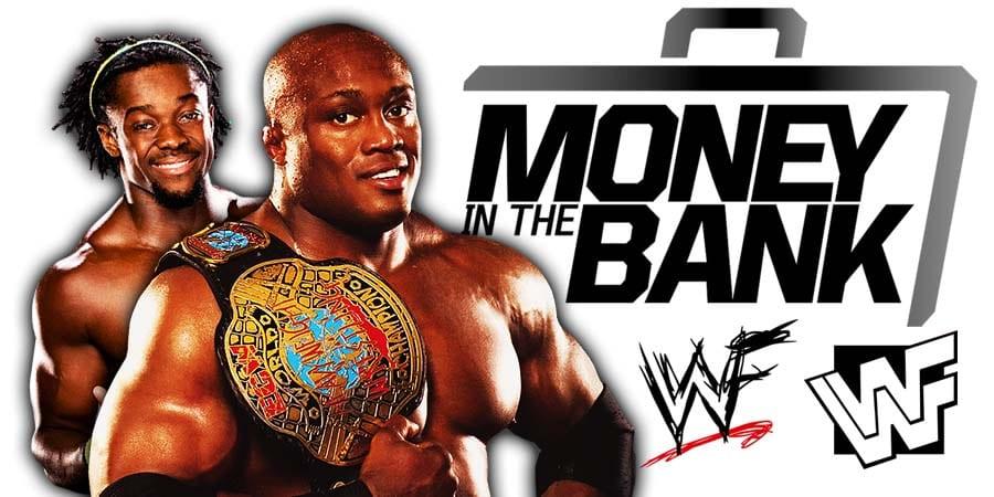 Bobby Lashley defeats Kofi Kingston at Money In The Bank 2021