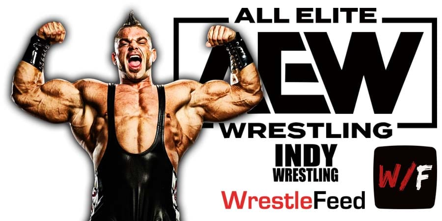 Brian Cage AEW Article Pic 2 WrestleFeed App