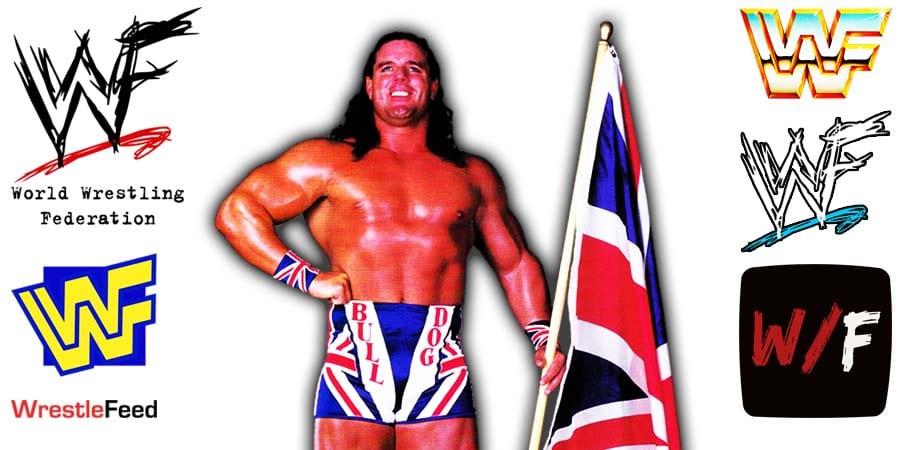 British Bulldog Davey Boy Smith Article Pic 3 WrestleFeed App