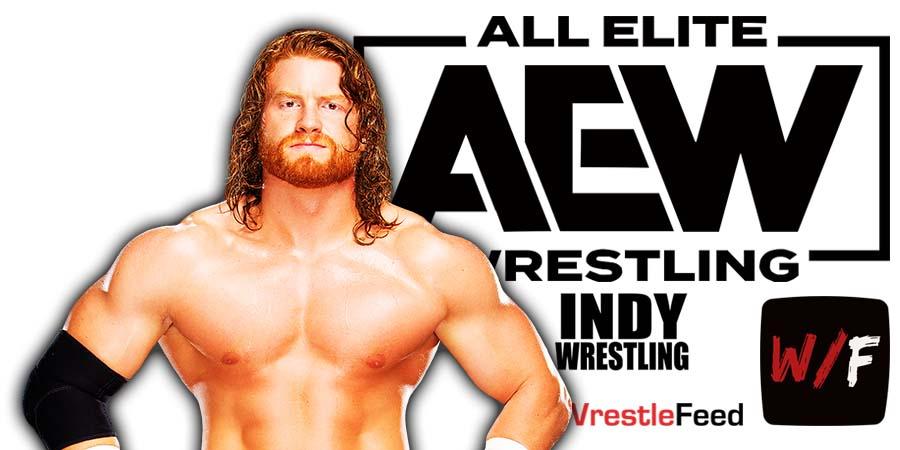 Buddy Murphy AEW Article Pic 1 WrestleFeed App
