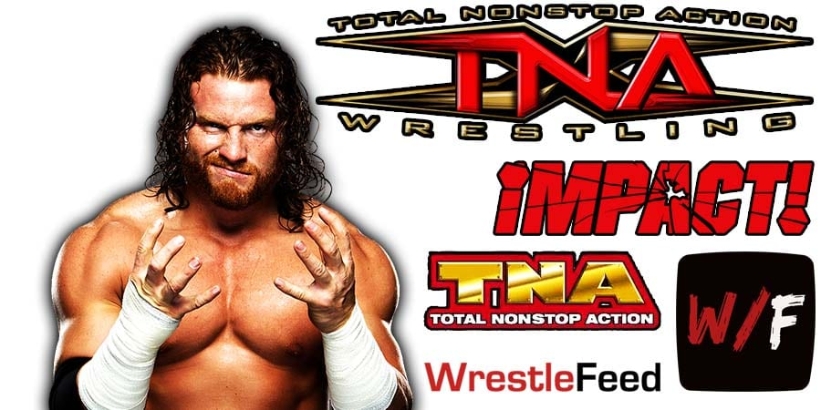 Buddy Murphy TNA Impact Wrestling Article Pic 1 WrestleFeed App