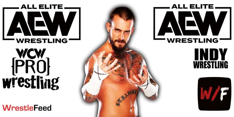 CM Punk AEW Article Pic 6 WrestleFeed App
