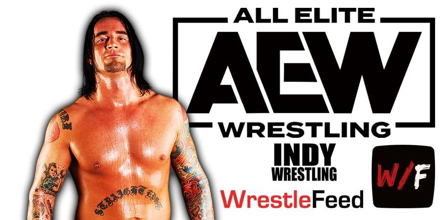 CM Punk AEW Article Pic 7 WrestleFeed App